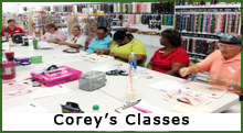 Corey's Classes