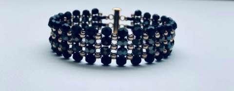Two Tonw Bracelet