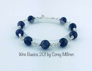 Wire Basics 201* by Corey Milliren, an Original design by Corey Milliren all Rights Reserved